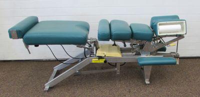 Used Lloyd McManis Flexion Table (Item# 1110)