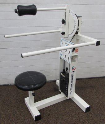 Used Fitness Plus Cervical FP103 Unit (Item# 1367_1368)