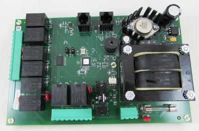 03280 Quantum 400 Circuit Board