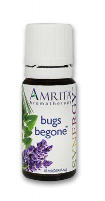 Amrita 0254-1/3oz Bugs BeGone Essential Oil Blend