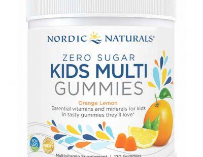 Nordic Naturals Zero Sugar Kid's Multi