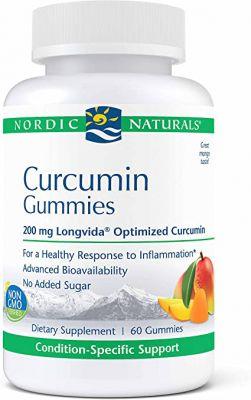 Nordic Naturals Curcumin Gummies