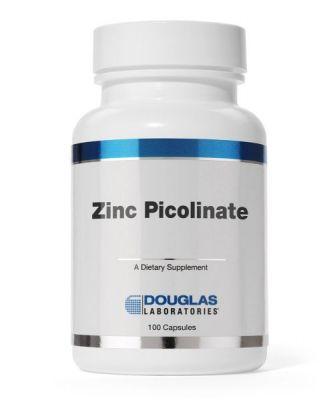 Douglas Laboratories 7440-100 Zinc Picolinate