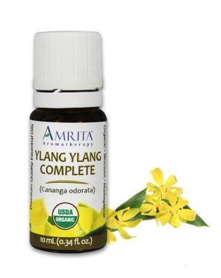 5232-1/3oz Amrita Ylang Ylang Certified Organic