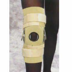 9065 Neoprene Hinged Knee Support