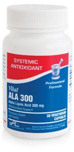 Anabolic Labs 0159 Alpha Lipoic Acid 300mg