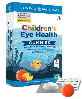 Nordic Naturals Children's Eye Health Gummies