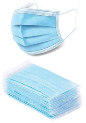 3-Ply Earloop Disposable Masks - 50 masks per Box