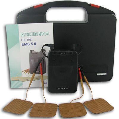 EMS 5.0 Muscle Stimulator Analog Unit #DE5030