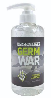 Germ War Hand Sanitizer
