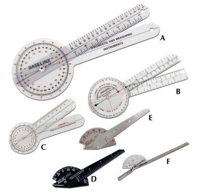 Goniometers