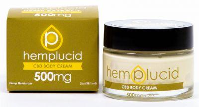 Hemplucid CBD Body Cream (60ml)
