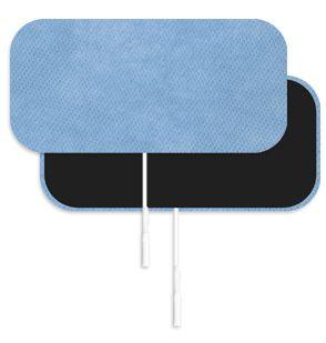 VL4595 Valutrode Lite Blue Cloth 2x4