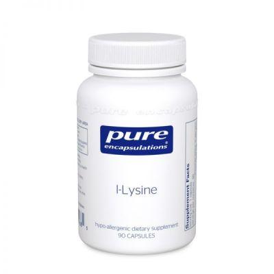 Pure Encapsulations I-Lysine LL2-270ct LL9-90ct