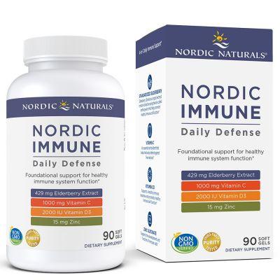 01511 Nordic Naturals Daily Defense
