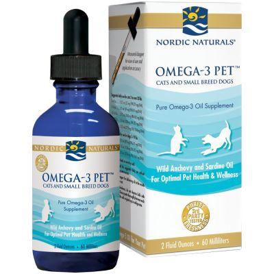 Nordic Naturals Pet Omega-3 Liquid