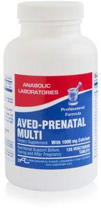 Anabolic Labs 0515 AVED-Prenatal Multi Tab