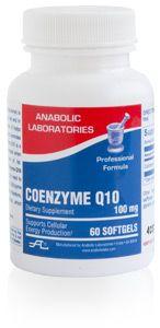 Anabolic Labs 0165 CoQ10, 200mg Softgel