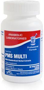 Anabolic Labs 0517 PMS Multi Tabs