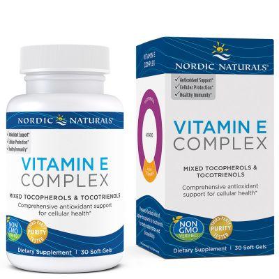 Nordic Naturals Vitamin E Complex