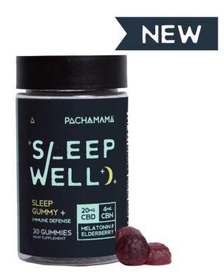 Pachamama Sleepwell Gummies