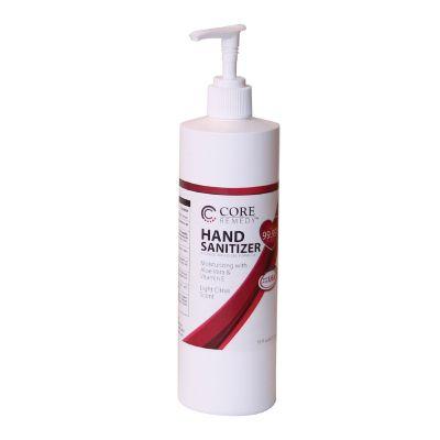 16oz Pump Core Remedy Hand Sanitizer 70% alcohol
