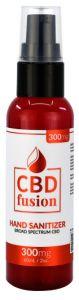 CBD Fusion Brands Hand Sanitizer - 4oz.