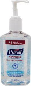 Purell Hand Sanitizer 12 oz