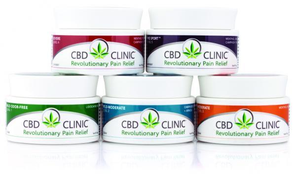 CBD Clinic Revolutionary Pain Relief