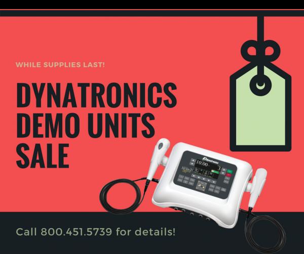 Dynatronics Demo Units SALE