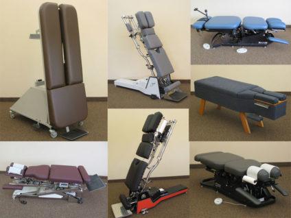 Chiropractic Table Hockert Sales